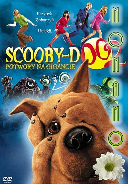 Scooby-Doo 2: Potwory na gigancie - Scooby-Doo 2: Monsters Unleashed *2004* [DVDRip.XviD-NoNaNo][Dubbing PL]