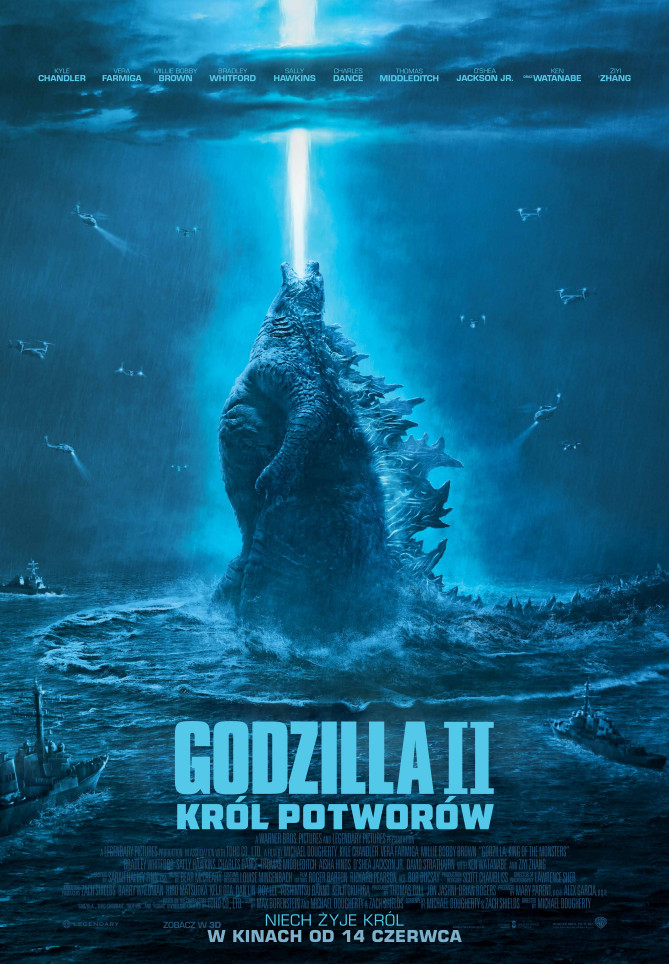 Godzilla II: Król potworów / Godzilla: King of the Monsters (2019) [720p] [BRRip.XviD-LTN] [AC-3] [Lektor PL/ Dubbing PL]