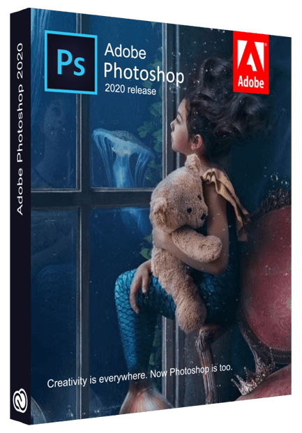 Adobe Photoshop 2020 21.2.0 Build 225 64bit [Portable] PL