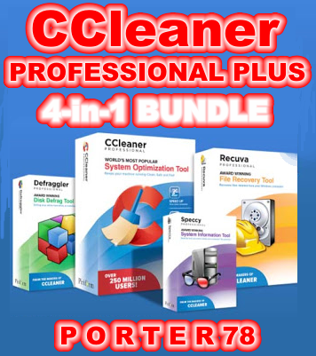 Piriform CCleaner Professional Plus PL